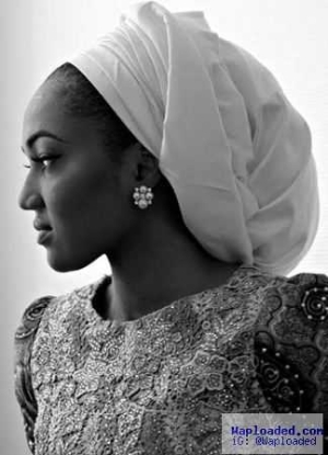Zahra Buhari Looks Beautiful In New Photos